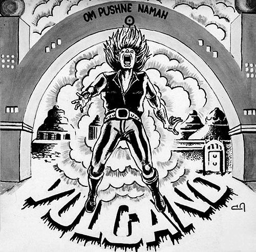 Vulcano - Om Pushne Namah