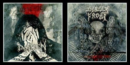 Daren / Deadly Frost - Kill the Posers / Obsesje