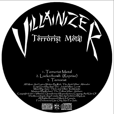 Villainizer - True Metal