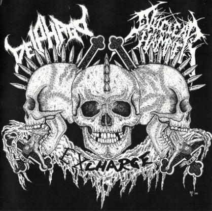 Deiphago / Nuclearhammer - Excharge