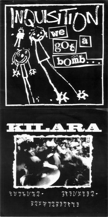 Kilara - Inquisition / Kilara