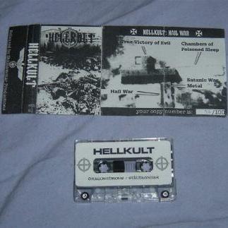 Hellkult - Hail War