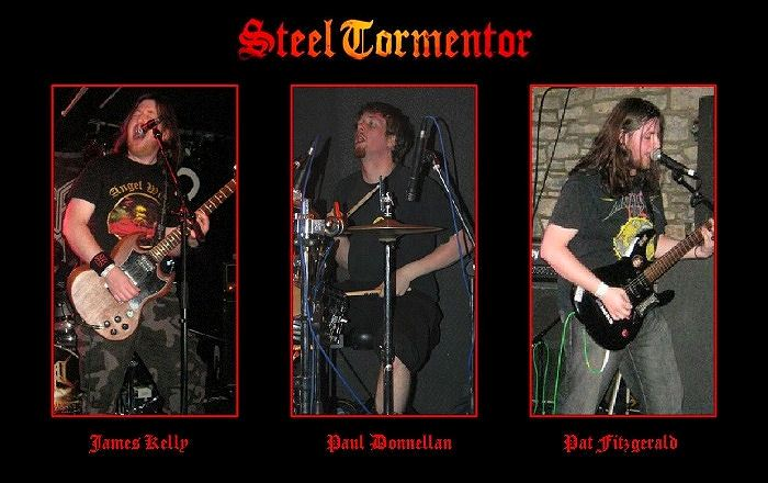 Steel Tormentor - Photo
