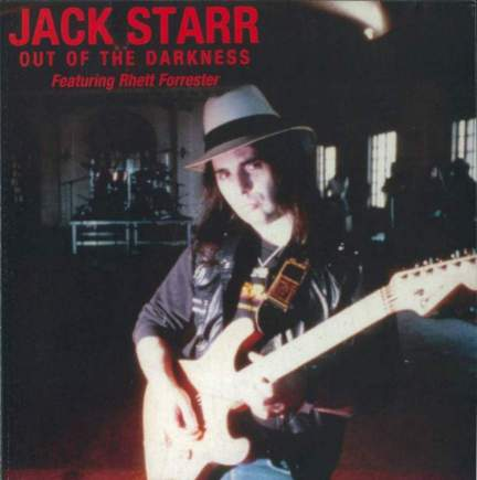 Jack Starr - Out of the Darkness