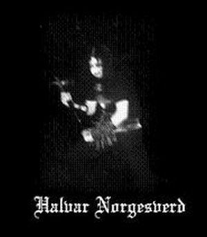 Halvar Norgesverd