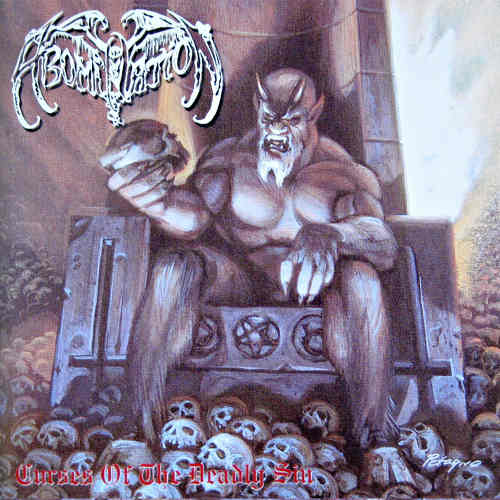 Abomination - Curses of the Deadly Sin