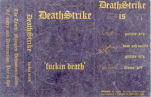 Death Strike - Fuckin' Death