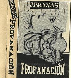 Abraxas - Profanación