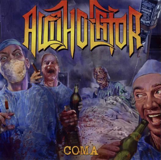 Alcoholator - Coma