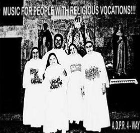 Parasitosis - Music for People with Religious Vocations