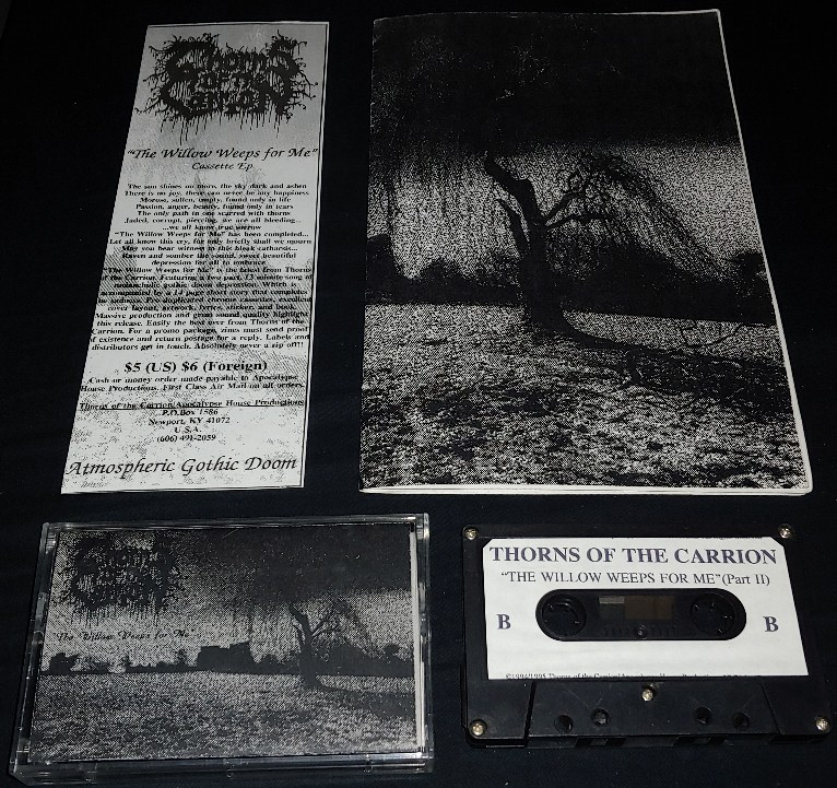 Thorns of the Carrion - The Willow Weeps for Me