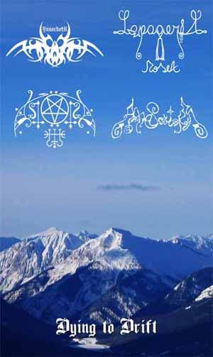 Lapageria Rosea / Astarot / Anti-Society - Dying to Drift