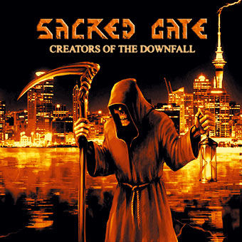 Sacred Gate - Creators of the Downfall