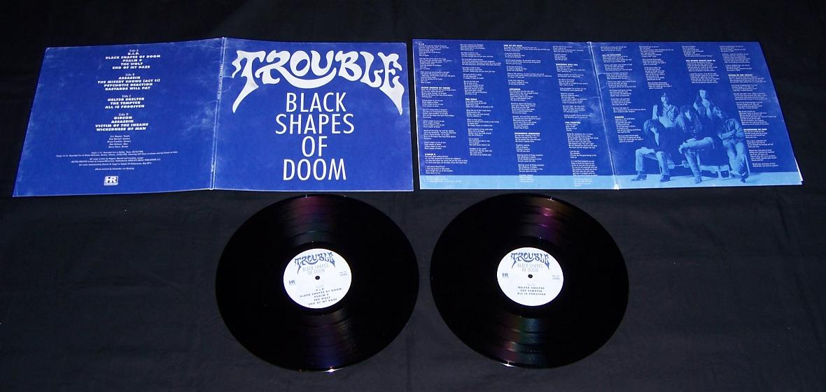 Trouble - Black Shapes of Doom