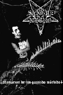 Sangue Negro - Memórias de Um Passado Mórbido