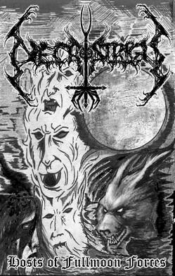 Necrostrigis - Hosts of Fullmoon Forces