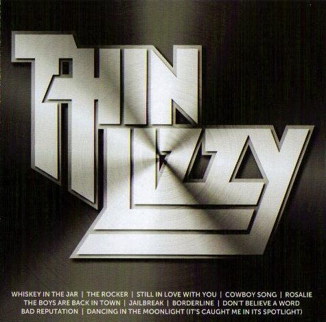 Thin Lizzy - Icon