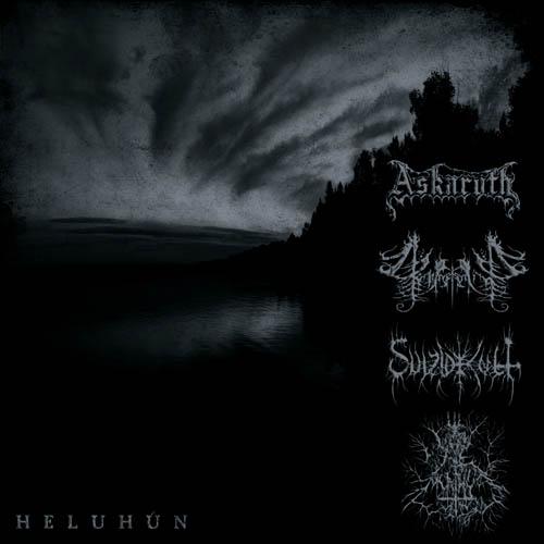 SuizidKult / Genitive Mentis / Askaroth / Ave Morphys - Heluhún