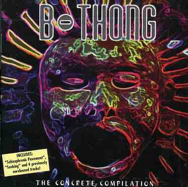 B-Thong - The Concrete Collection