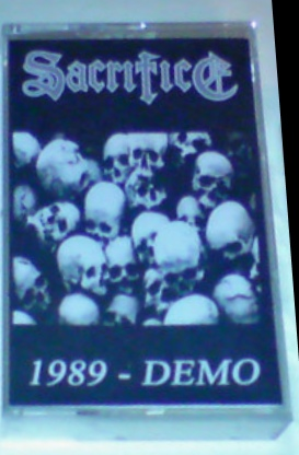 Sacrifice - 1989 - Demo
