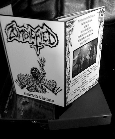 Zombiefied - Morbid Visions