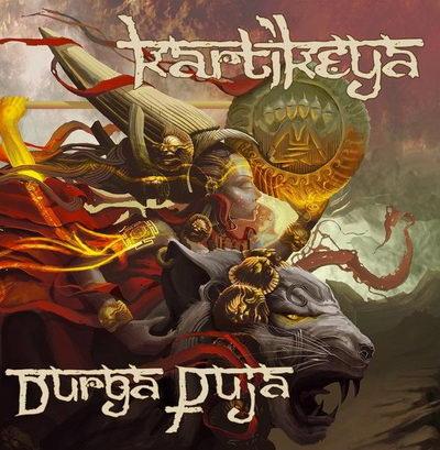 Kartikeya - Durga Puja