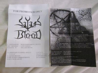 Satan's Blood - Satans Blood