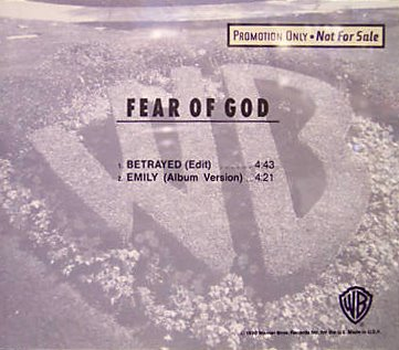 Fear of God - Betrayed/Emily
