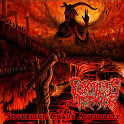 Formless Terror - Sovereign Chaos Authority