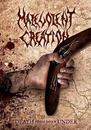 Malevolent Creation - Death from Down Under