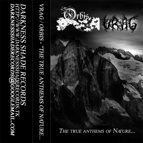 Vrag - The True Anthems of Nature...
