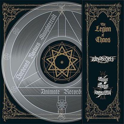 Darkened Nocturn Slaughtercult / Purgatory - The Legion of Chaos