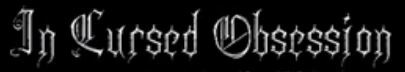 In Cursed Obsession - Logo
