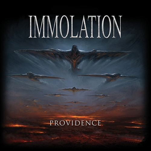 Immolation - Providence