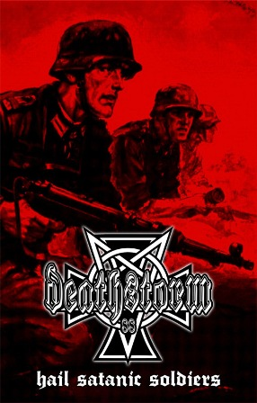 Deathstorm88 - Hail Satanic Soldiers