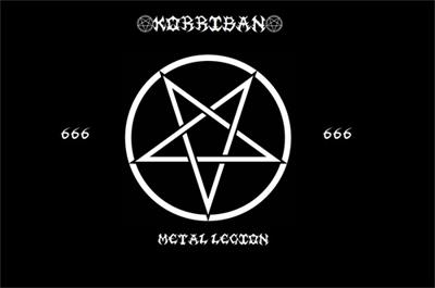 Korriban - Metal Legion