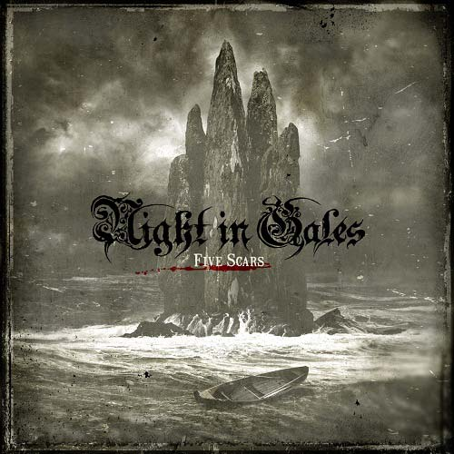 Cover of Night-In-Gales - Five Scars