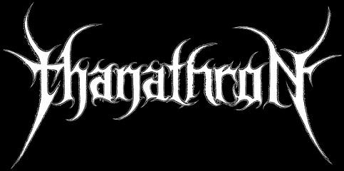 Thanathron - Logo