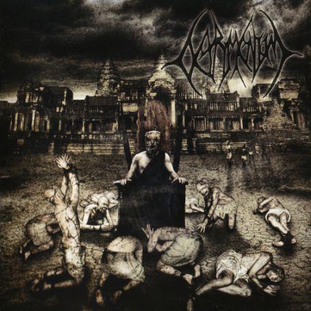 Detrimentum - Inhuman Disgrace