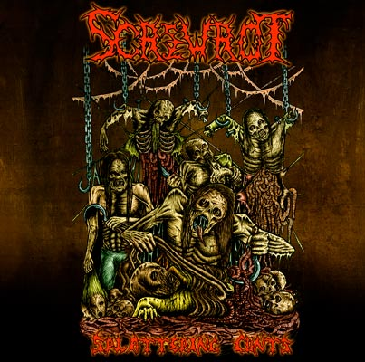 Screwrot - Splattering Cunts