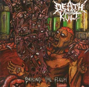 Death Kult - Beyond the Flesh