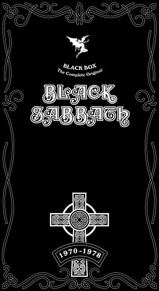 Black Sabbath - Black Box (The Complete Original Black Sabbath 1970-1978)