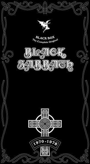 Black Sabbath - Black Box (The Complete Original Black Sabbath 1970-1978)
