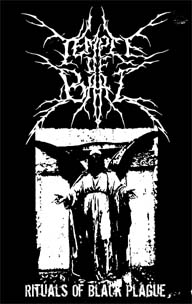 Temple of Baal - Rituals of Black Plague