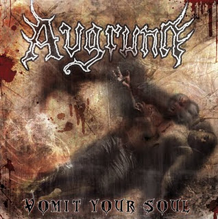 Avgrunn - Vomit Your Soul