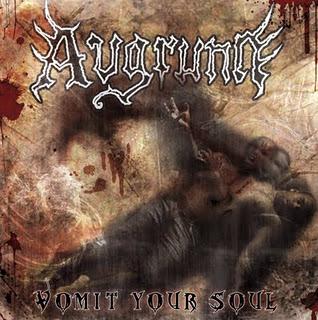 Avgrunn - Vomit Your Soul