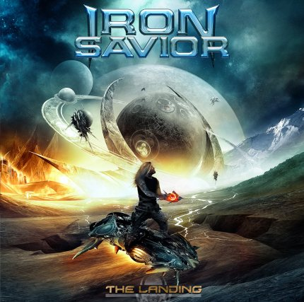 Iron Savior - The Landing