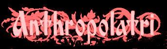 Anthropolatri - Logo
