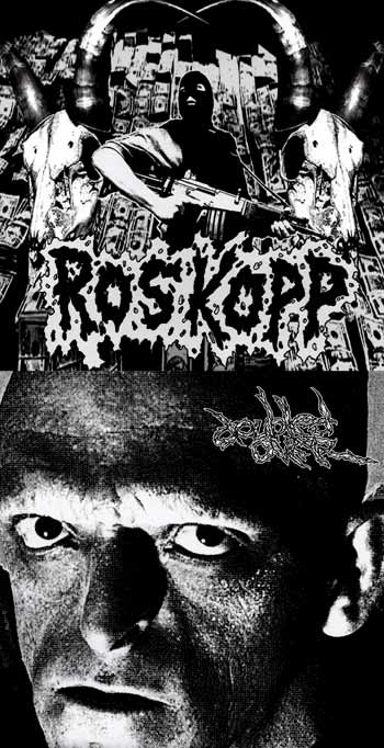 Doubled Over - Roskopp / Doubled Over