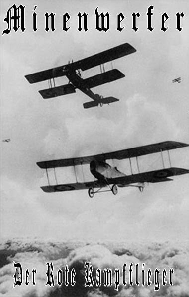 Minenwerfer - Der rote Kampfflieger